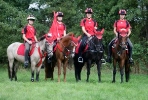 Red Mounties